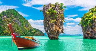 Explore Bangkok & Krabi in 05 Days