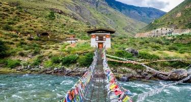 Explore Bhutan in 07 Days